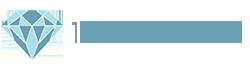 Klein logo van 123sieraad voor in de footer