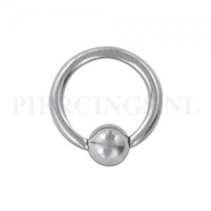 BCR 1.0 mm titanium XS