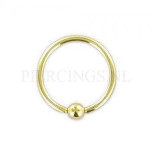 BCR 1.2 mm 11 mm goud 14 karaat