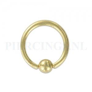 BCR 1.2 mm 8 mm goud 14 karaat