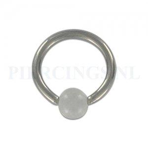 BCR 1.2 mm acryl doorzichtig