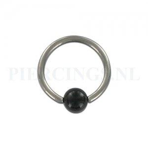 BCR 1.2 mm acryl zwart