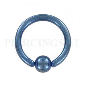 BCR 1.2 mm geanodiseerd blauw