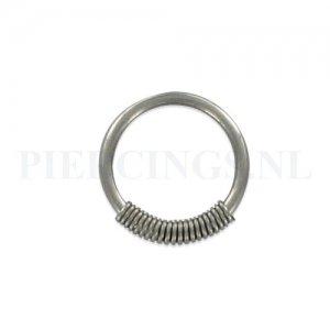 BCR 1.2 mm met spiraal
