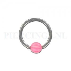 BCR 1.2 mm strandbal roze