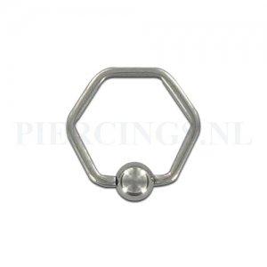 BCR 1.2 mm zeshoek