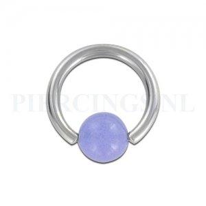 BCR 1.6 mm acryl bruis blauw