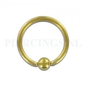BCR 1.6 mm goud kleur L