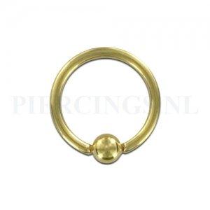 BCR 1.6 mm goud kleur M