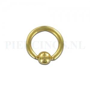 BCR 1.6 mm goud kleur XS