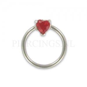 BCR 1.6 mm hart rood