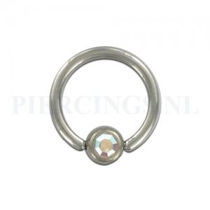 BCR 1.6 mm kristal AB