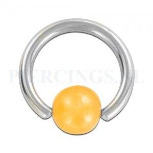 BCR 1.6 mm licht oranje
