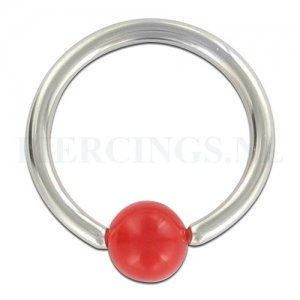 BCR 1.6 mm rood L