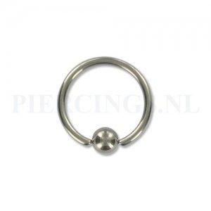 BCR 1.6 mm titanium L