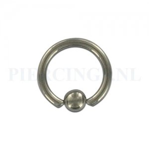 BCR 1.6 mm titanium S