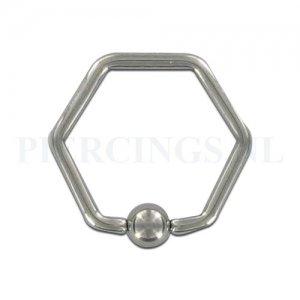 BCR 1.6 mm zeshoek L