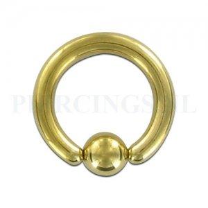 BCR 3.2 mm goud kleur