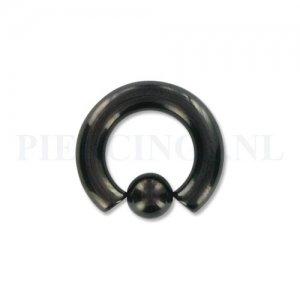 BCR 4 mm zwart
