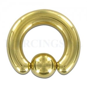BCR 5 mm goud kleur