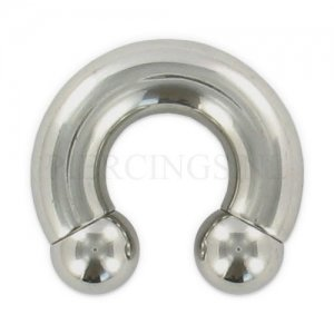 Circulair barbell 10 mm x 16 mm