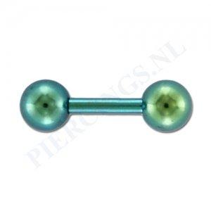 Helix geanodiseerd groen