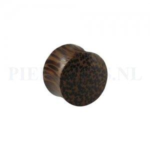 Plug palm hout 19 mm 19 mm