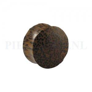 Plug palm hout 25 mm 25 mm