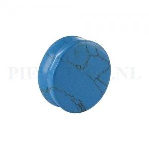 Plug turquoise 25 mm 25 mm