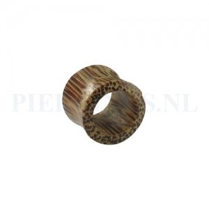 Tunnel palm hout 16 mm 16 mm