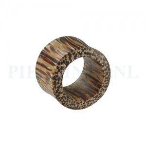 Tunnel palm hout 22 mm 22 mm