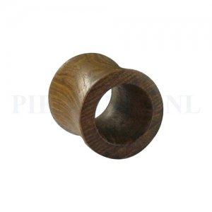 Tunnel teak hout 20 mm 20 mm