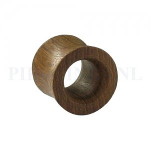 Tunnel teak hout 22 mm 22 mm