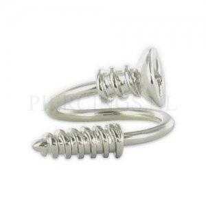 Twister 1.6 mm schroef 12 mm