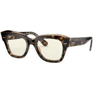 Ray-Ban State Street Clear Evolve RB2186-1292BL-49